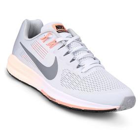 huge discount ec71d e8dd5 Zapatillas Nike Zoom Estructure 21 Mujer Running C  Envio