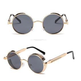 Italiano Com Dourado - Óculos De Sol no Mercado Livre Brasil 6a2639614d