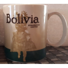 Taza Mug Starbucks De Bolivia Original