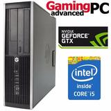 Pc Gamer Core I7 Gtx 1050 Ti 4gb Gddr5 Ram 12gb Hdd 1tb W10