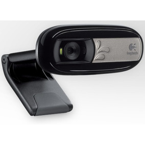 Logitech Webcam C170 - Cámara Web - Color - 1024 X 768 - Au