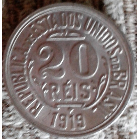 Arremate 1919 - 20 Reis - 2g Fc 1