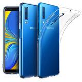 Smartphone Samsung Galaxy A7 2018 64gb + Capa+ Película