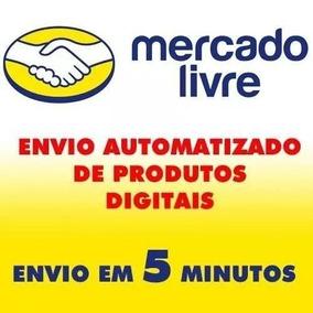 Script Envio Automático Mercado Livre Para Produtos Digitais
