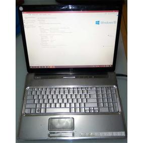 Laptop Hp 17 Core 2 Duo T5800 Disco 320gb Mem 4gb 120vr Ds