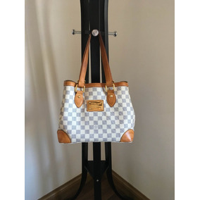 Louis Vuitton Damier Azur Canvas Hampstead
