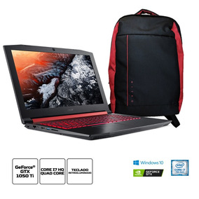 Kit: Notebook Gamer Acer Aspire Nitro 5 An515-51-78d6 Intel®