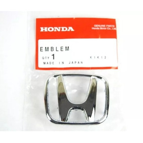 Emblema Logotipo H Volante Honda Civic / City / Fit Original