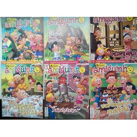 Revista Nosso Amiguinho 13 Unidades