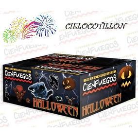 Torta Halloween - Cienfuegos - Fuegos Artificiales