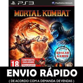 Mortal Kombat - Edição Completa Ps3 - Mídia Digital