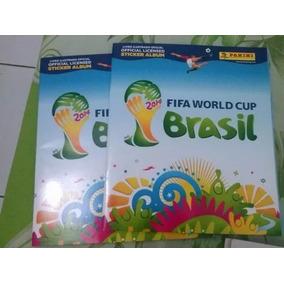 Album Copa Brasil 2014 Completo