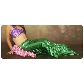 Vestido Y Tutus De La Sirenita