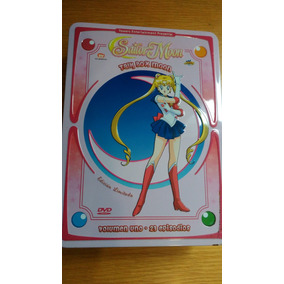 2 Pack Dvd Talk Box Sailor Moon Y Mercury Español Latino