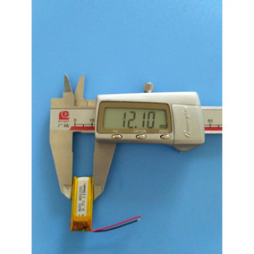 Bateria Caneta Espia 401230 110 Mah 3,7v