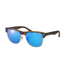 Rayban Clubmaster Lente Azul - Óculos no Mercado Livre Brasil 89c145c1ef