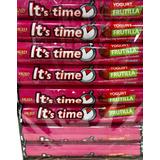 Caramelos It´s Time Yogurt Frutilla X16 Barata Lagolosineria