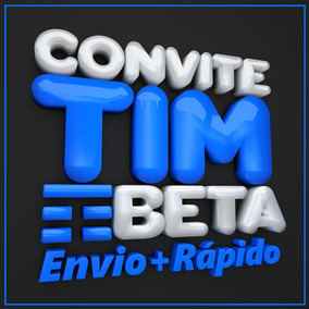 Convite Ou Migração Tim-beta 10g + 600min+sms Todo Brasil