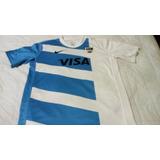 Argentina Rugby Pumas Xl Calif. 9.5