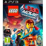 The Lego Movie Videogame Ps3 Original Entrega Inmediata