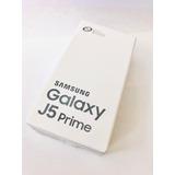 Nuevo Samsung Galax J5 Prime Cerrado,color Negro,mica Gratis
