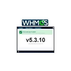 Whmcs Atualizado 7.4.1 + Instalação Grátis