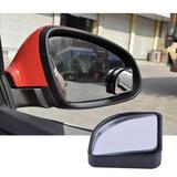Espejo Punto Ciego X2 Para Autos - Angulo Ajustable