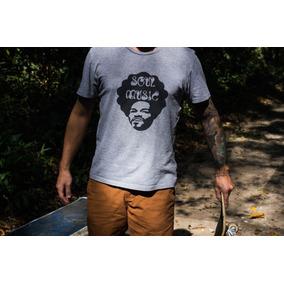 5c2ffb15bc Camiseta Feminina Soul Music Bewater