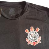 Camiseta Corinthians Lycra Original Com Etiqueta e2f8d7871ddca