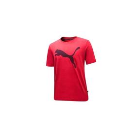 Playera Puma Ka Mens Graphic Tee Hombre Color B/n/r 55463