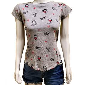 Camisetas Feminina Viscose Moda Evangéica Lançamento Sno01 163acbe24bf01