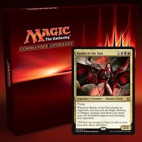 Commander Anthology Heavenly Inferno Somente Deck 12x S/juro