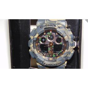 b3b6483c190 Caixa G Shock Camuflado - Relógios no Mercado Livre Brasil