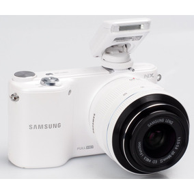 Camera Full H D Samsung Nx2000 - Pouco Uso Otimo Estado