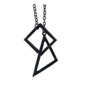 Collar Decorativo Flecha Punta De Arco Unisex Mujer Hombre