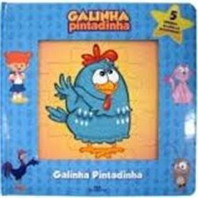 Galinha Pintadinha- Meu Primeiro Livro Quebra-cabeça/ Melho
