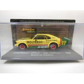 Stock Car 1985 Opala Ingo Hoffmann Molybras Giustino Nova