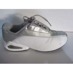 Tenis adidas Color Blanco Plata Talla 23cm N24