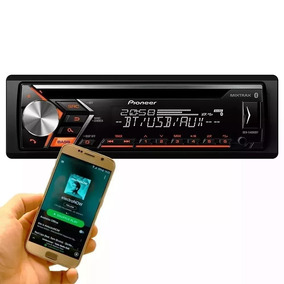 Cd Player Automotivo Pioneer Mixtrax Dehs4080bt Usb Bluetoot