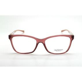 Armacao Oculos Feminino Ana Hickmann - Óculos no Mercado Livre Brasil 65a59b0b4a