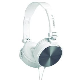 Auriculares Vincha Con Micrófono Noblex Hp97ws