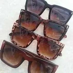 93e80bfe547f2 Óculos De Sol Marrom Degrade Prada - Óculos no Mercado Livre Brasil
