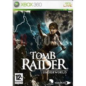Tomb Raider Underworld Xbox 360 - Destravado