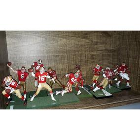 San Francisco 49ers Bonecos Mcfarlane Toys Nfl Joe Montana