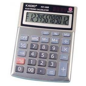 Calculadora Kadio 12 Digitos