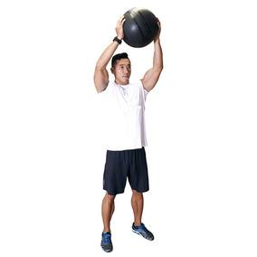 Slam Ball Acte T113 De 14kg Antiderrapante Preta