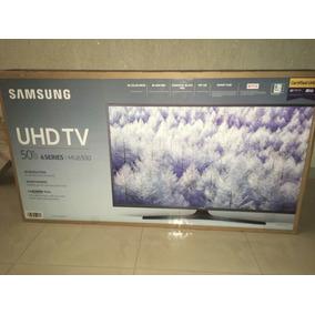 Samsung 50 Pulgadas 4-k Serie 6-6000 **nuevo En Su Caja***