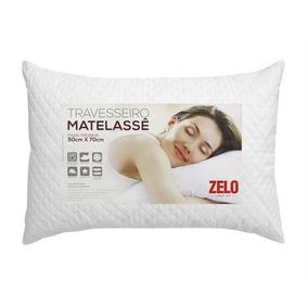 Travesseiro Matelassê Zelo 0.50x0.70m