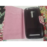 Capa Celular-flip Cover- Zenfone Go Mini-couro-decor.-l.633-