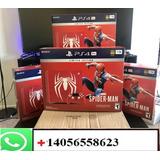 Sony Playstation 4 Pro 1tb Con 10 Juegos Garantizados